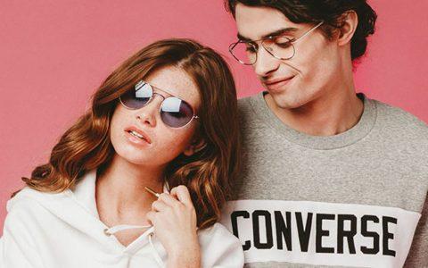 Colección Converse Eyewear ya disponible en Opticlass Centro Óptico
