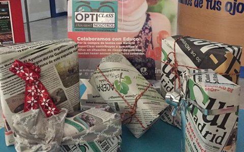Esta Navidad: Recicla, reutiliza… Reinventa