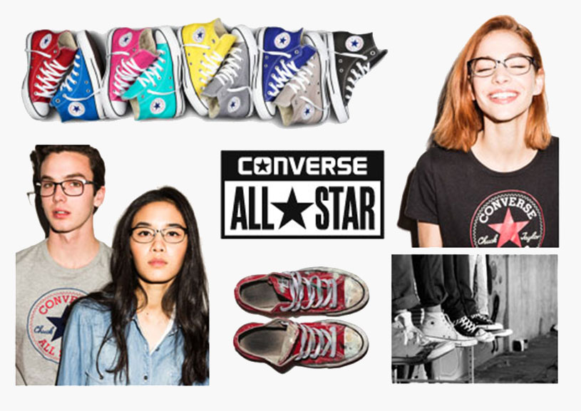 Converse All Star en Opticlass Centro Óptico