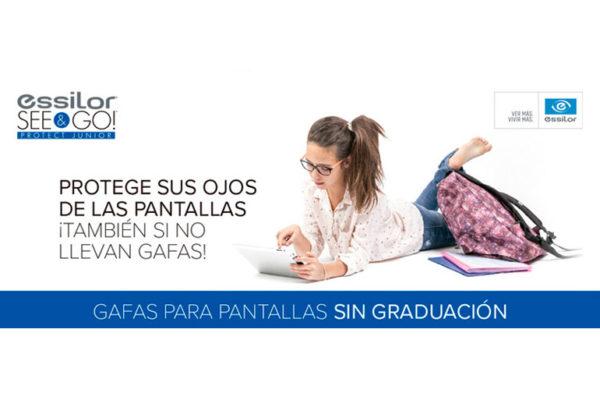Gafas para Pantallas Sin Graduación